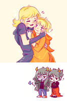 Mother's Day by peach-pulp