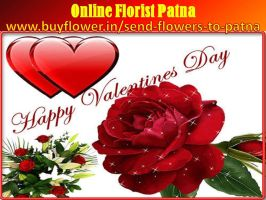 Send Gifts And Flowers In Valentine Day 2016 by shinaray4747
