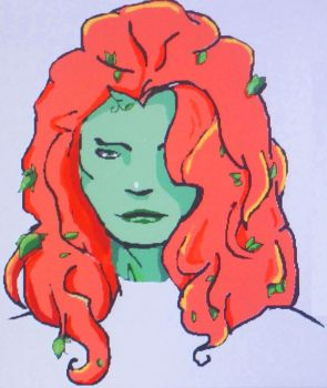 Poison Ivy by Okiee