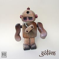 Golem by hama2