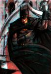 BATMAN THE CLEANSING OF GOTHAM by masuros