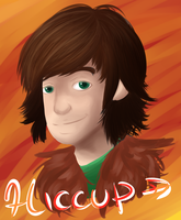 Hiccup the Viking! by AllegroAlley