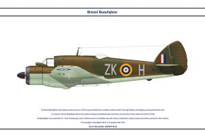 Beaufighter GB 25 Sqn 1 by WS-Clave
