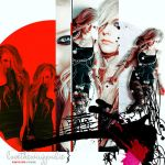 fighterxtina blend by shinesmile