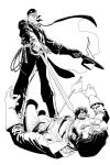 ZORRO number one by MisterHardtimes