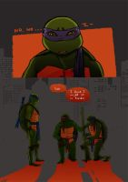 TMNT SS 11 for Demonsweat! by arbrenoir