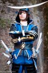 Date Masamune - Leader of Oshu by arch777