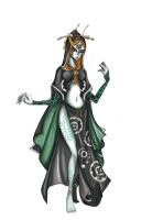 MIDNA - in process by Laaree