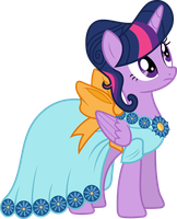 Twilight in Gala dress by Magister39