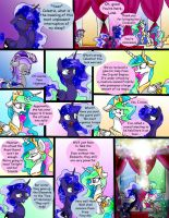 The Fire of Friendship page 3 by frostykat13