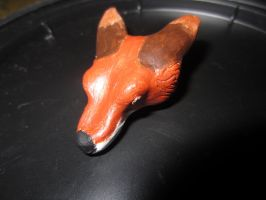 fox head 2 by aleiz