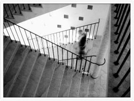 Stairs by Neelima