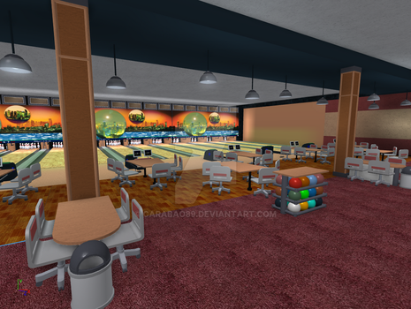 A remake of the bowling alley that ripped me off by carabao89