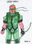 Green Arrow 2 by dadicus