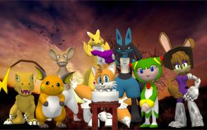 Birthday Wishes to Imago3D by Rachidna