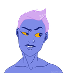 (REDRAW) Andro Space Babe by RessQ