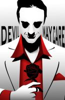 Devil May Care Poster by Oliptius