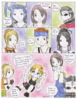 FFX Tidus's frustration comic by Yushi