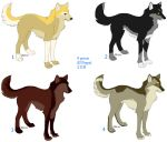 Adoptables 3 - ALL TAKEN by ShadowsKiss