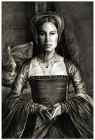 Queen Anne Boleyn by leiaskywalker83