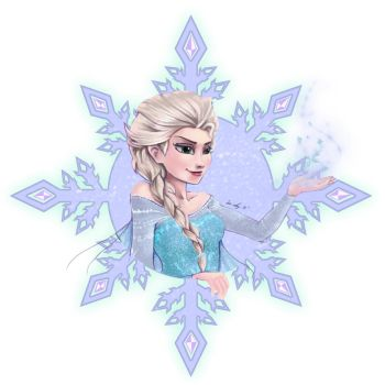 Elsa by JexicaL