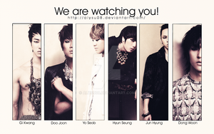 B2st wallpaper by Alysu08