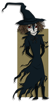 Scarecrow by ChibiTigre