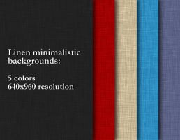 Linen backgrounds by Puzjaka