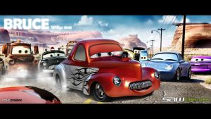BRUCE une Willys de 1941 by yasiddesign