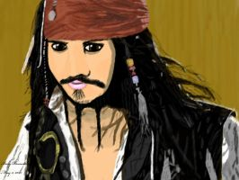 Captain Jack Sparrow by amster2006