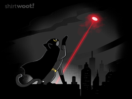 Cat Signal by missqueenmob