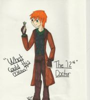 The 12th Doctor? by Darkmoonwriter