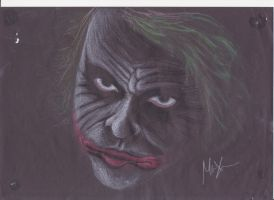 Joker by Maximilian1993