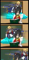 BlazBlue: Ride the Icening by LastRyghtz
