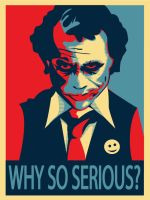 Why so serious? by BuiltToFail