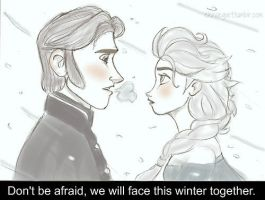 We will face this winter together. by ElenaGiorgi