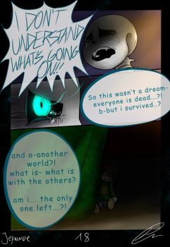 [ENG] Ch.3 page 18 - UNDERVIRUS by Jeyawue