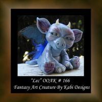 Lec Fantasy Little Creature by KabiDesigns