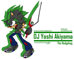 Dj Akiyama and the Infinity Blade...again by SorairoDJ
