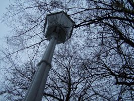Lamp Post by merenre