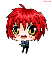 Party Poison chibi by scary-bear