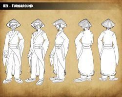 Model Pack: The Faceless Wanderer - 2/14 by Silberry
