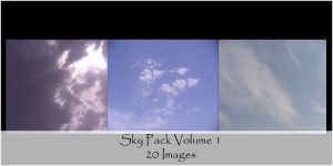 Sky Pack Volumn 1 by Insan-Stock