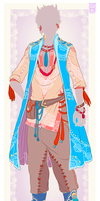:Comm: outfit for Vanik by MMtheMayo