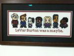 Community Cross Stitch by Shywalker