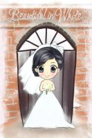 Beautiful Bride   By Nprinny by NPrinny