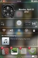 Current Notification Center by Tody00