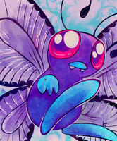 Chousen Butterfree by raizy