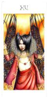 Tarot: The Devil by Saidia