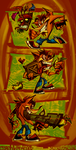 THE BANDICOOT IS BACK by Austin-Hodge